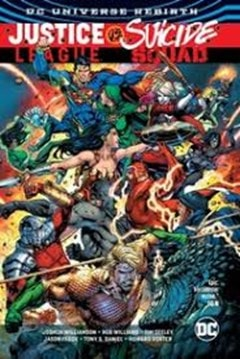 Justice League Vs Suicide Squad - 1