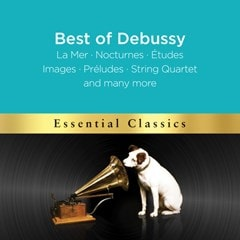 The Best of Debussy - 1