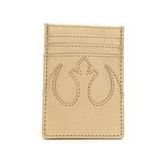 Loungefly X Star Wars Golden Rebel Alliance Cardholder - 1