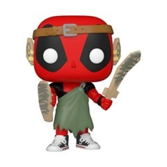 LARP Deadpool (780) Deadpool 30th Marvel Pop Vinyl - 1