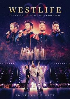 Westlife: The Twenty Tour Live - 1