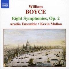 Eight Symphonies, Op. 2 (Mallon, Aradia Ensemble) - 1
