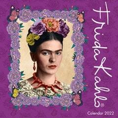 Frida Kahlo Square 2022 Calendar - 1