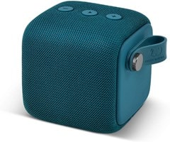 Fresh n Rebel Bold S Petrol Blue Bluetooth Speaker - 1