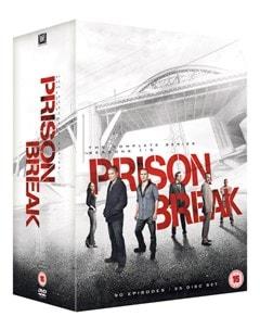 Prison Break: The Complete Series - Seasons 1-5 - 2