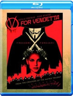 V for Vendetta - 1