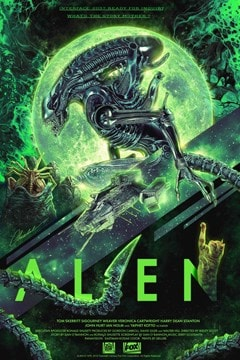Alien: Limited Edition Art Print - 1