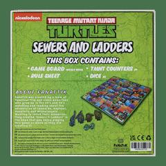 Teenage Mutant Ninja Turtles: Sewers & Ladders Board Game - 2