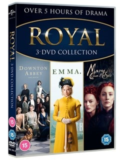 Royal Movie Triple Collection - 2