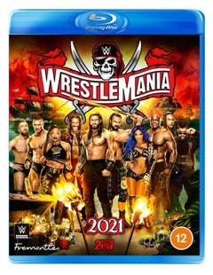 WWE: Wrestlemania 37 - 1