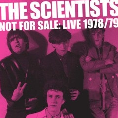 Not for Sale: Live 78/79 - 1