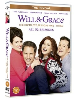 Will and Grace - The Revival: The Complete Seasons One-three - 2