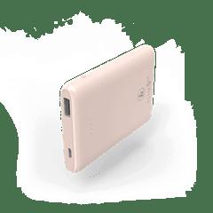 Hama Slim Pink 5HD 5000mAh Power Bank - 1