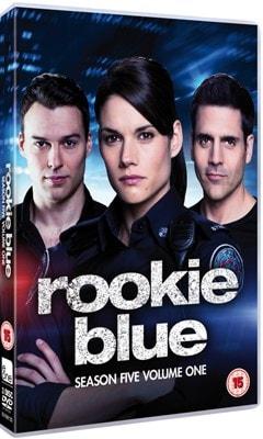 Rookie Blue: Season 5 - Volume 1 - 2