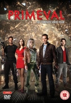 Primeval: The Complete Series 4 - 1