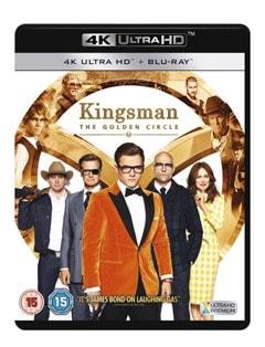 Kingsman: The Golden Circle - 1