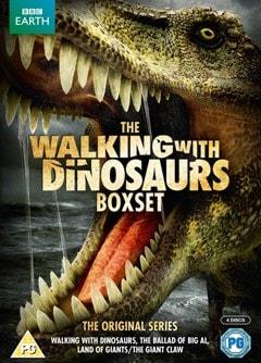 The Big Dinosaur Box - 1
