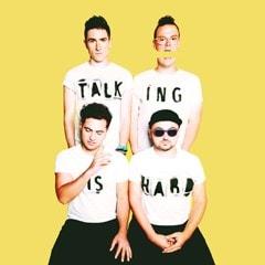 Talking Is Hard - 1