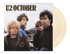 October - (hmv Exclusive) Cream Vinyl - 1