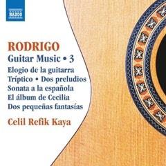 Rodrigo: Guitar Music - Volume 3 - 1