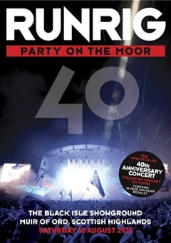 Runrig: Party On the Moor - 40th Anniversary Concert - 1