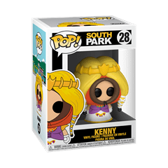 Princess Kenny (28) South Park Pop Vinyl - 2