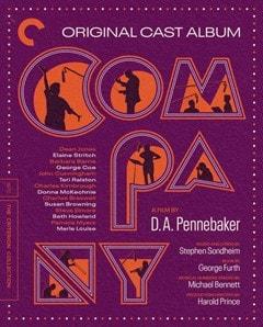 Original Cast Album: Company -  The Criterion Collection - 1