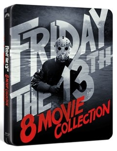 Friday the 13th: Parts 1-8 Limited Edition Steelbook - 5