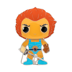 Lion-O: Thundercats Funko Pop Pin - 1