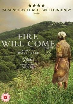 Fire Will Come - 1