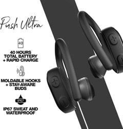 Skullcandy Push Ultra True Black True Wireless Earphones - 3