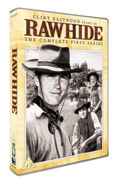 Rawhide: The Complete First Series - 1