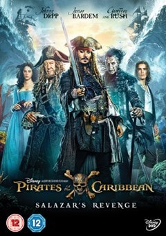 Pirates of the Caribbean: Salazar's Revenge - 3