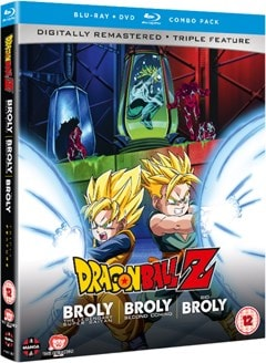 Dragon Ball Z Movie Collection Five: The Broly Trilogy - 2