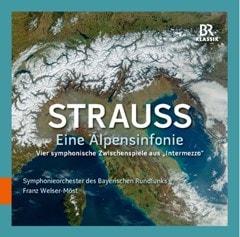 Strauss: Eine Alpensinfonie - 1