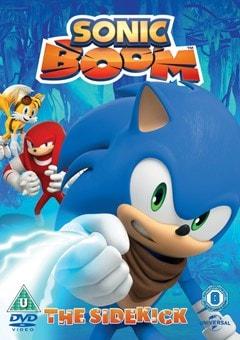 Sonic Boom: Volume 1 - The Sidekick - 1