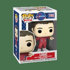 Logic With Bobby Boy (198) Pop Rocks Pop Vinyl - 2