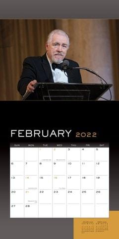Succession Square 2022 Calendar - 2