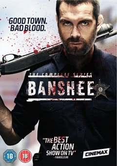 Banshee: The Complete Series - 1
