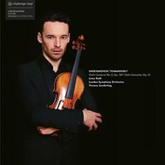 Shostakovich/Tchaikovsky: Violin Concerto No. 2, Op. 129/Violin.. - 1