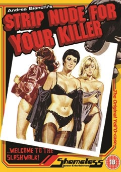 Strip Nude for Your Killer - 1