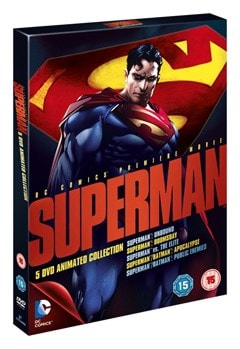 Superman: Animated Collection - 2