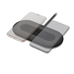Mixx Charge Chargespot Twin 10W Qi Wireless Charger - 2