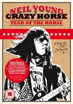 Neil Young and Crazy Horse: Year of the Horse - 1