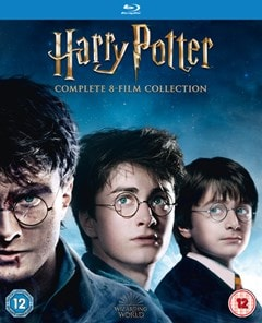 Harry Potter: Complete 8-film Collection - 1