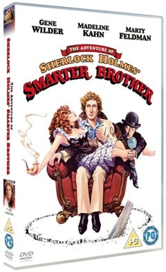 The Adventure of Sherlock Holmes' Smarter Brother - 2