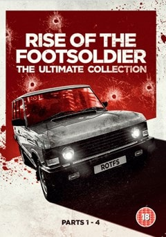 Rise of the Footsoldier: The Ultimate Collection - 1