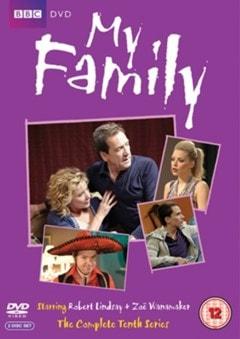 My Family: Series 10 - 1