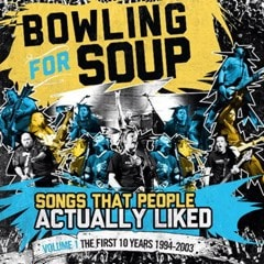 Songs People Actually Liked: The First Ten Years 1994-2003 - Volume 1 - 1