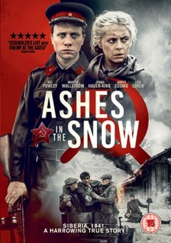 Ashes in the Snow - 1